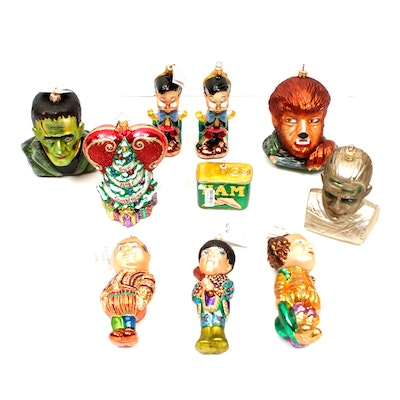 Christopher Radko Glass Ornament Collection