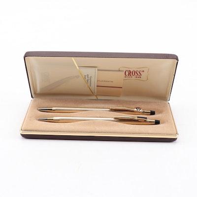 Cross Mechanical Pencil and Ballpoint Pen Set