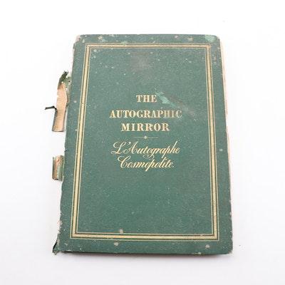 """""""The Autographic Mirror"""" Volume II"""