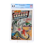"1960 ""The Brave and the Bold"" #28 First Justice League Appearance, CGC Graded"
