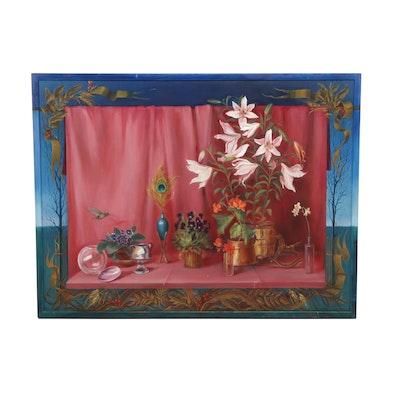 Jo-Ann Lowney Still Life Oil Painting