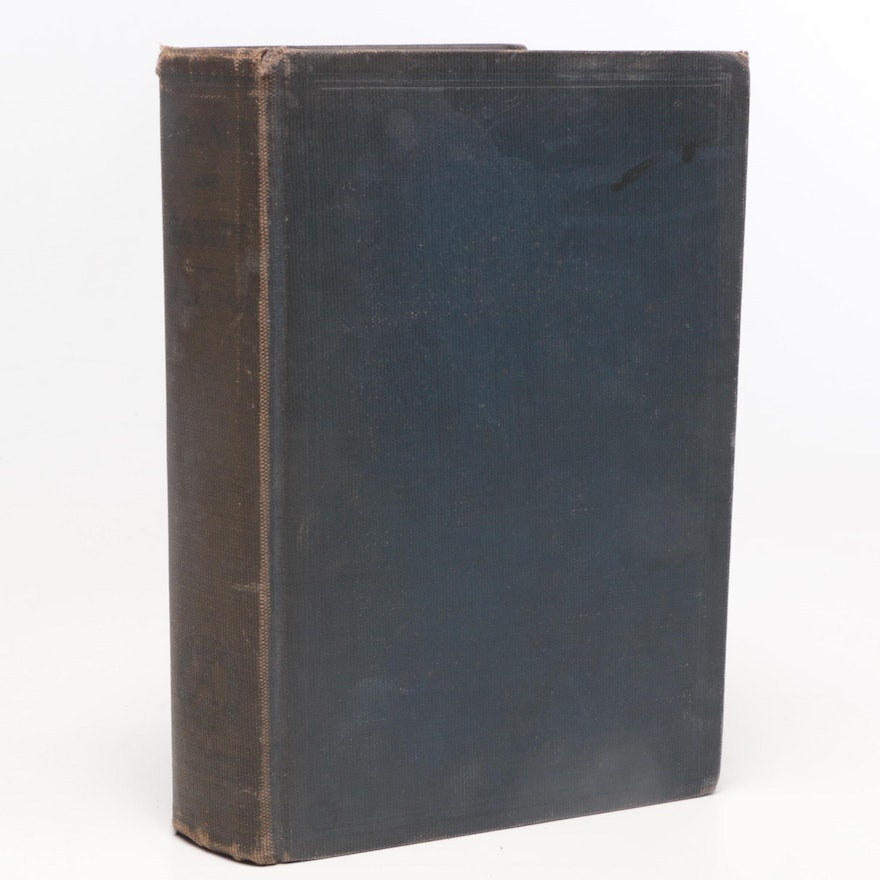 """1933 Signed First Printing """"Science and Sanity"""" by Alfred Korzybski"""