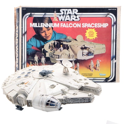 """Kenner """"Star Wars"""" Millennium Falcon Spaceship, 1977"""