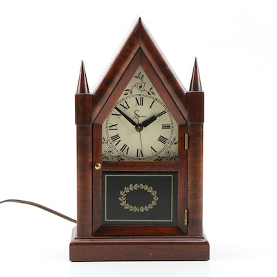 Sessions Electric Steeple Clock, Mid-Century