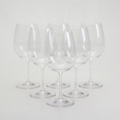 "Marquis by Waterford ""Vintage"" Crystal Red Wine Glasses"