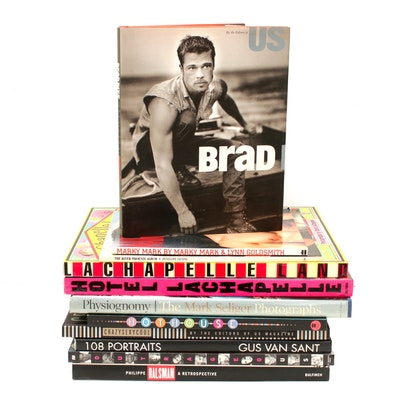 Celebrity and Photography Coffee Table Books