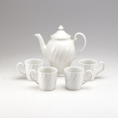 English China Coffee Service