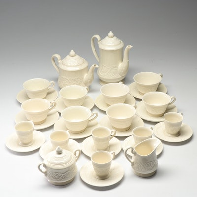 "Wedgwood ""Patrician"" Tea and Coffee Service"