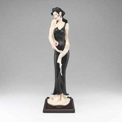 """Giuseppe Armani """"Rosita"""" Porcelain Figurine, 2001"""