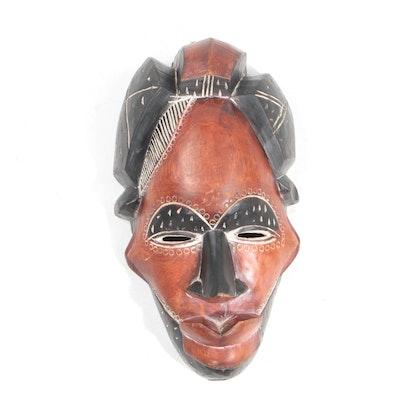 Decorative Tikar Style Mask