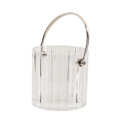 "Baccarat ""Harmonie"" Crystal Ice Bucket"