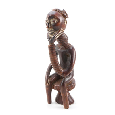 Wooden Figure from Cameroon/Nigeria