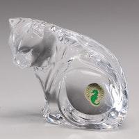 Waterford Feline Figurine