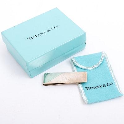 Tiffany & Co. Sterling Silver Money Clip