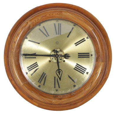 Clock Face Accent Table Top
