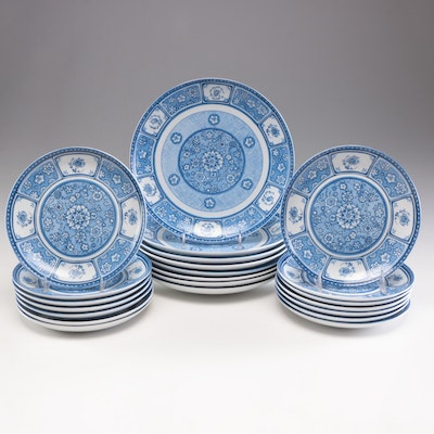 "222 Fifth ""Canton"" Porcelain Dinnerware"