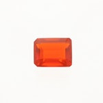 Loose 1.22 CT Fire Opal Gemstone
