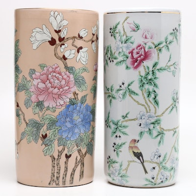 Chinese Porcelain Umbrella Stands