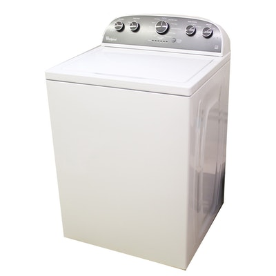Whirlpool High-Efficiency Top Load Washer