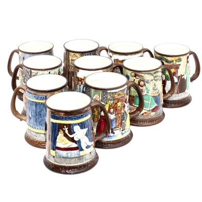 Beswick for Royal Doulton Ceramic Collector's Mugs