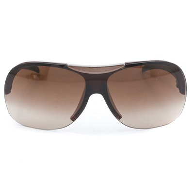 Chanel 6007 Sunglasses with Brown Gradient Lenses with Case