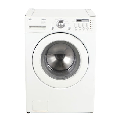 LG Tromm Stackable Front Load Washer