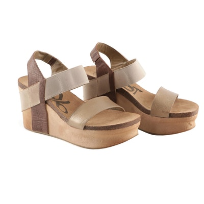 OTBT Bushnell Wedge Sandals