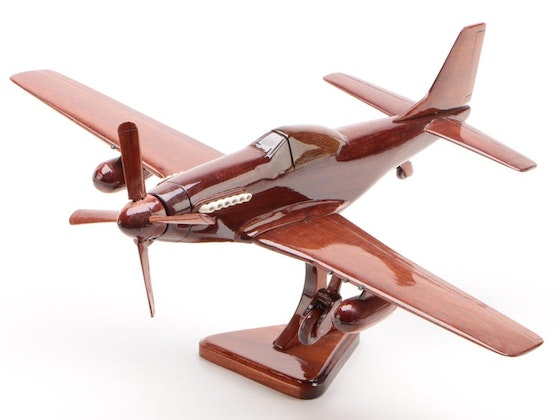 Model Airplane Collection of Herman Leffew