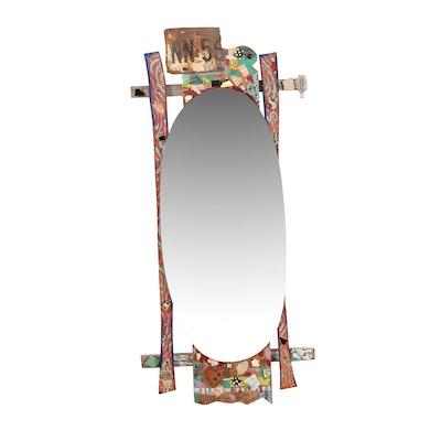 "Susso ""Mirror Assemblage"" Wall Art Mirror"