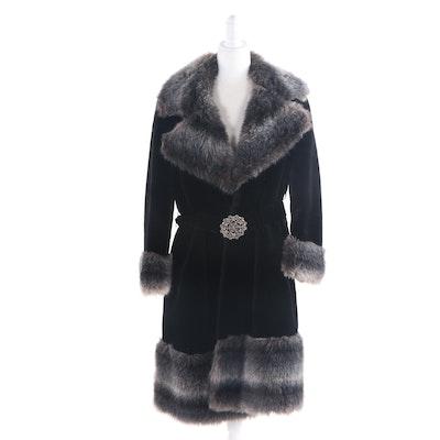 Women's Faux Fur Coat