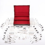 Holmes & Edwards Silver-Plate Flatware in Chest