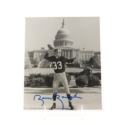 Sammy Bough Autographed Photograph