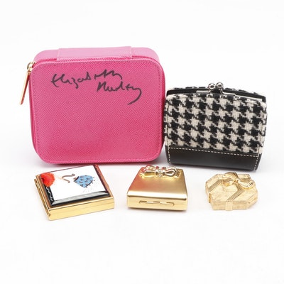 Coach Coin Purse & Estée Lauder Accessories Including Elizabeth Hurley Signature
