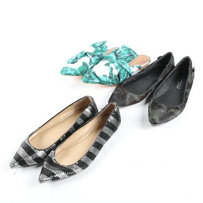 MICHAEL Michael Kors, Very Volatile and Fashion Nova Flats and Mules
