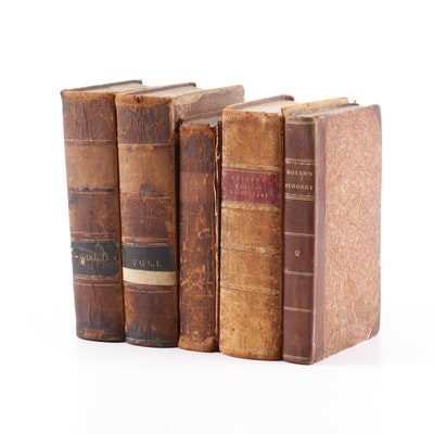 Textbooks on the Practice of Medicine and Surgery, Antique