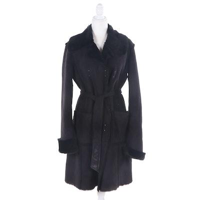 AX Armani Exchange Polyester Blend Coat