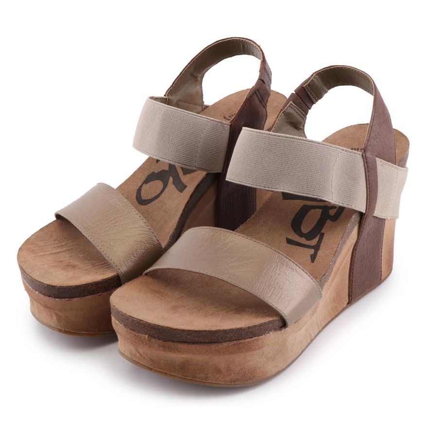 OTBT Bushnell Wedge Sandals