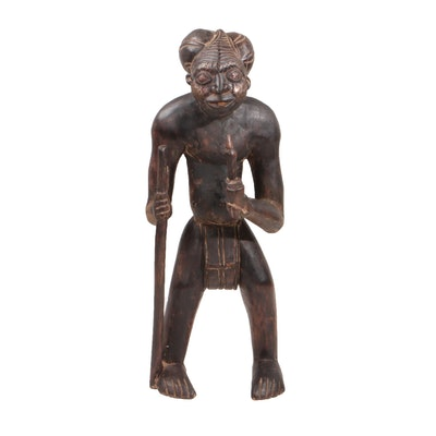 Wooden Figure from Cameroon