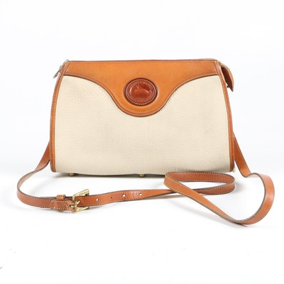 Dooney & Bourke All-Weather Leather A6 Crossbody Bag, Vintage