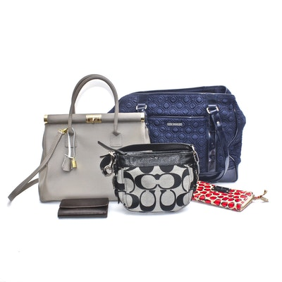 Shoulder Bags and Wallets Including Coach, Kate Spade, Vera Bradley and More
