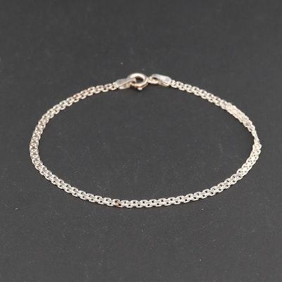 Sterling Silver Bismarck Bracelet