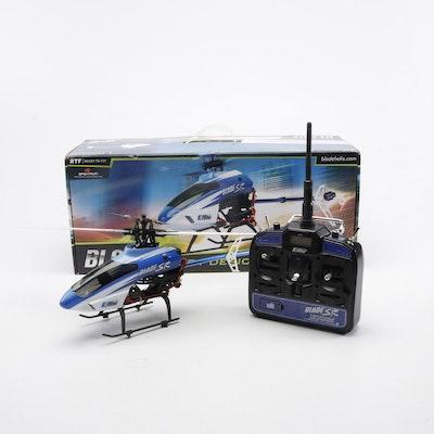 Blade SR Horizon Remote Control Helicopter, Contemporary