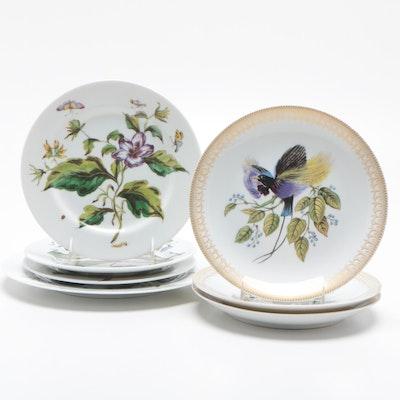 Mottahedeh Design Decorative Plates