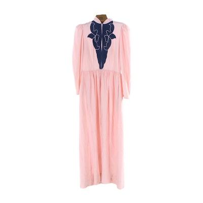Oscar de la Renta Dress, Vintage