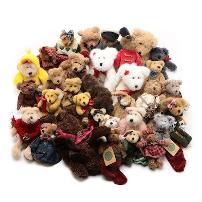 Stuffed Animals and Bears by Boyds Bears, The Heartcraft Collection, and More