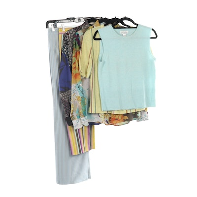 Etro, Sutton Studio and Other Pants and Tops