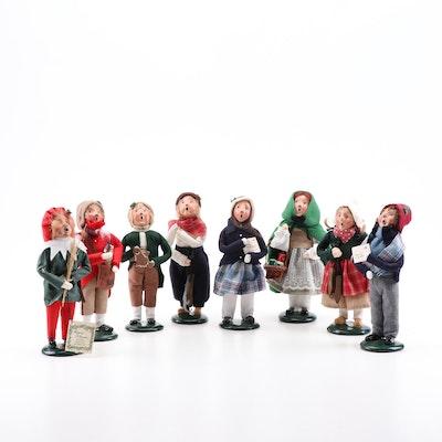 "Byers' Choice Ltd. ""The Carolers"" Dolls, 1980s-1990s"