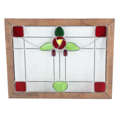 Stained Glass Hanging Decor
