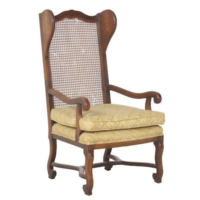 Cane Back Armchair by Cochran Chair Company