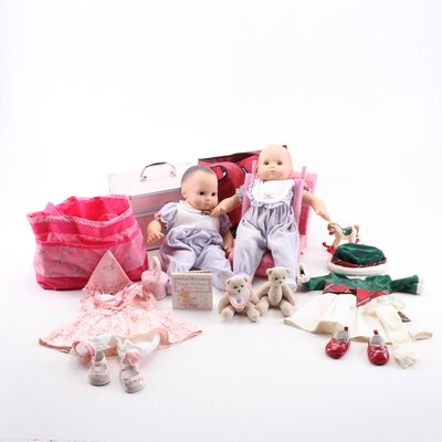 American Girl Itty Bitty Baby Dolls and Accessories